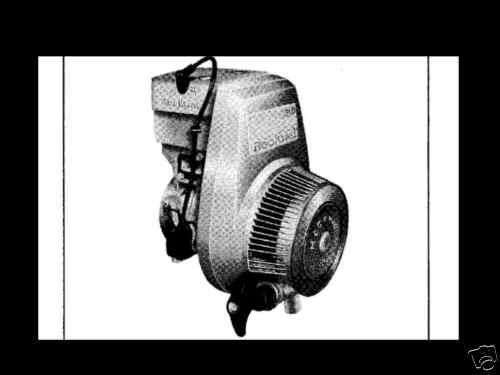 Jlo Rockwell Snowmobile Sled Engine Service Manual Set L 99 L 230 Lr 440 Lb 600 Auction For Sale