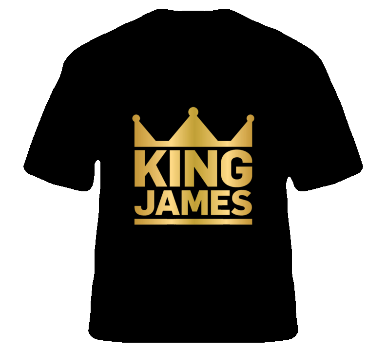 Lebron James King James Shirt S To Xl For Sale Item 607905