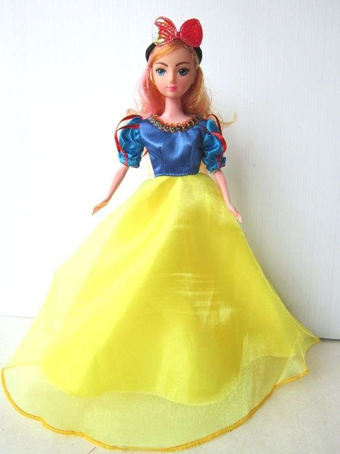 EVENING GOWN PARTY COSTUMES DRESS UP OUTFIT FANCY FASHION FOR BARBIE ...