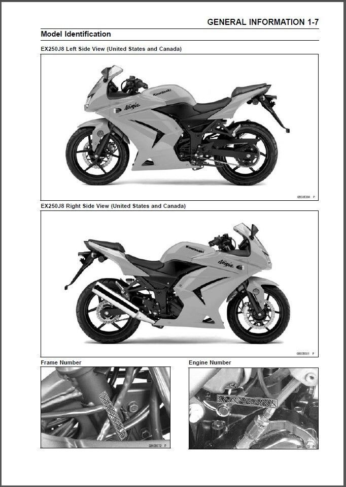 08 12 kawasaki ninja 250r service repair workshop manual cd 250 r rh unisquare com SMC EX250 JVC GZ EX250 Manual