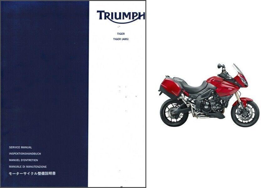 06 12 triumph tiger tiger abs 1050 cc service workshop repair rh unisquare com 2007 Tiger 1050 2007 triumph tiger 1050 owners manual pdf