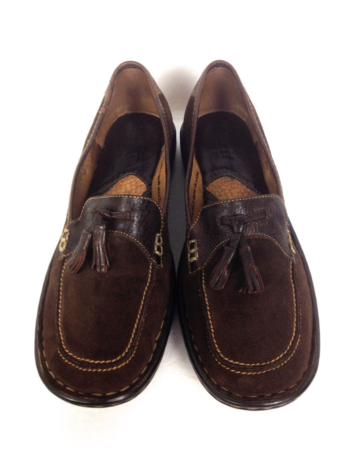 Free shipping BOTH ways on womens brown leather loafers, from our vast selection of styles. Fast delivery, and 24/7/ real-person service with a smile. Click or call