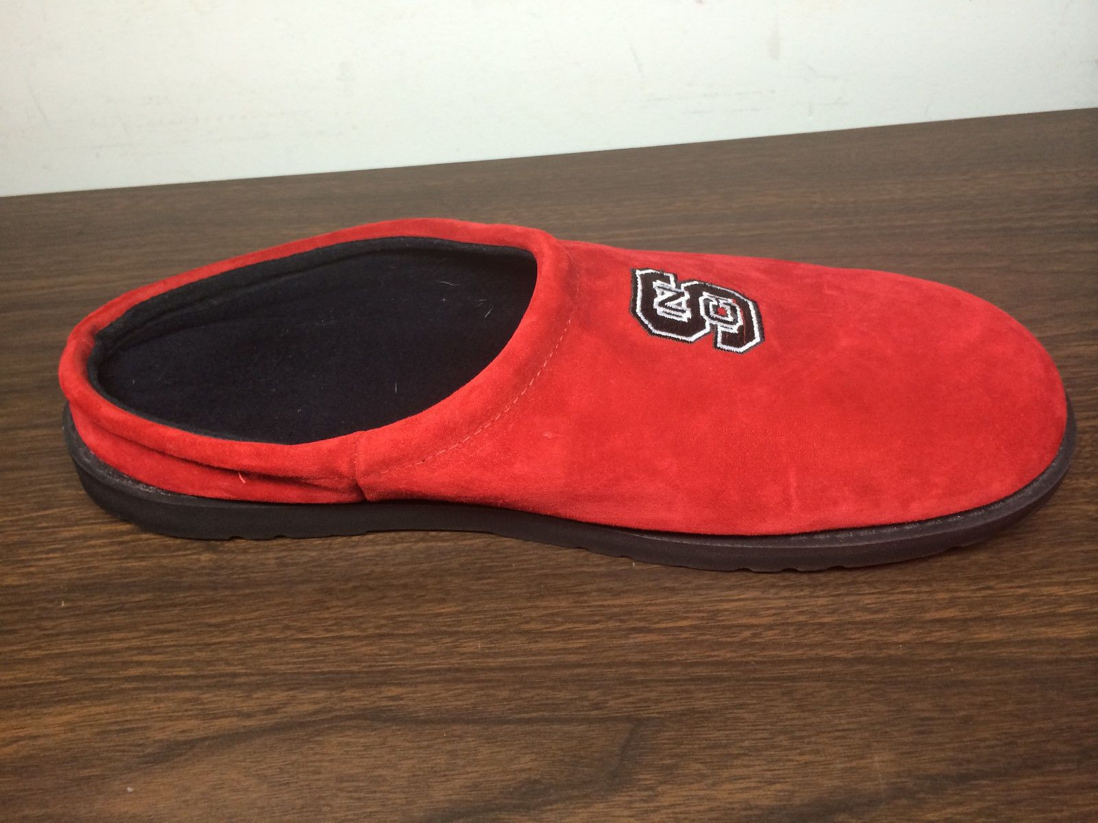 Nc State Men S Hush Puppy House Slippers Size 15 M Ncaa