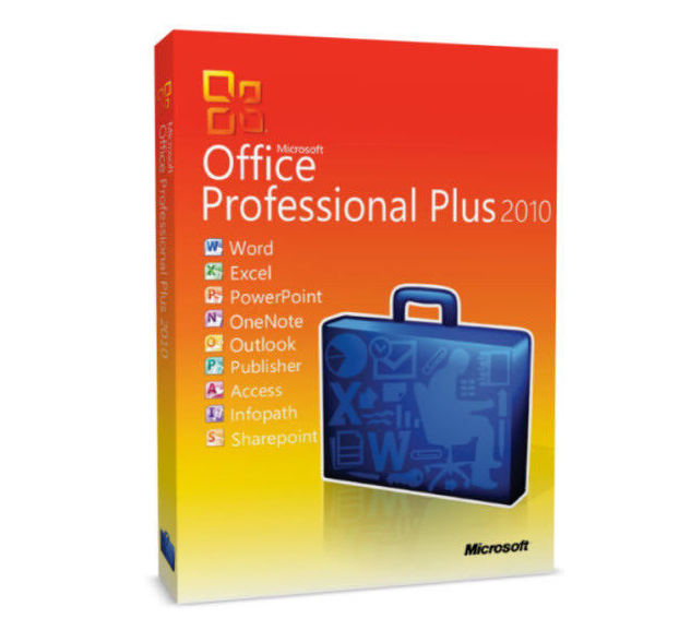 Office 2010 professional plus product key 32 64 bit pro serial license download for sale item - Office professional plus 2010 key ...