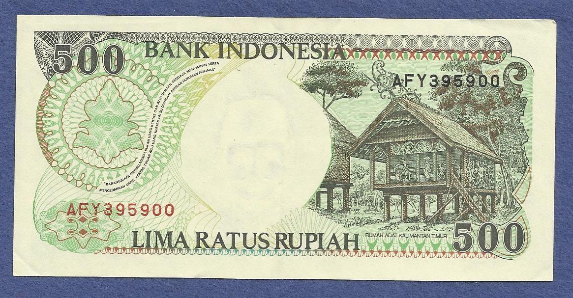 1959 UNC P-67 Indonesia 25 Rupiah