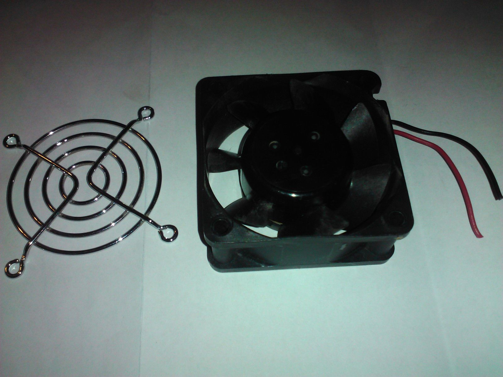 Nidec Beta PC TA225DC #E34390-16 Fan with Wire Guard For Sale - Item ...