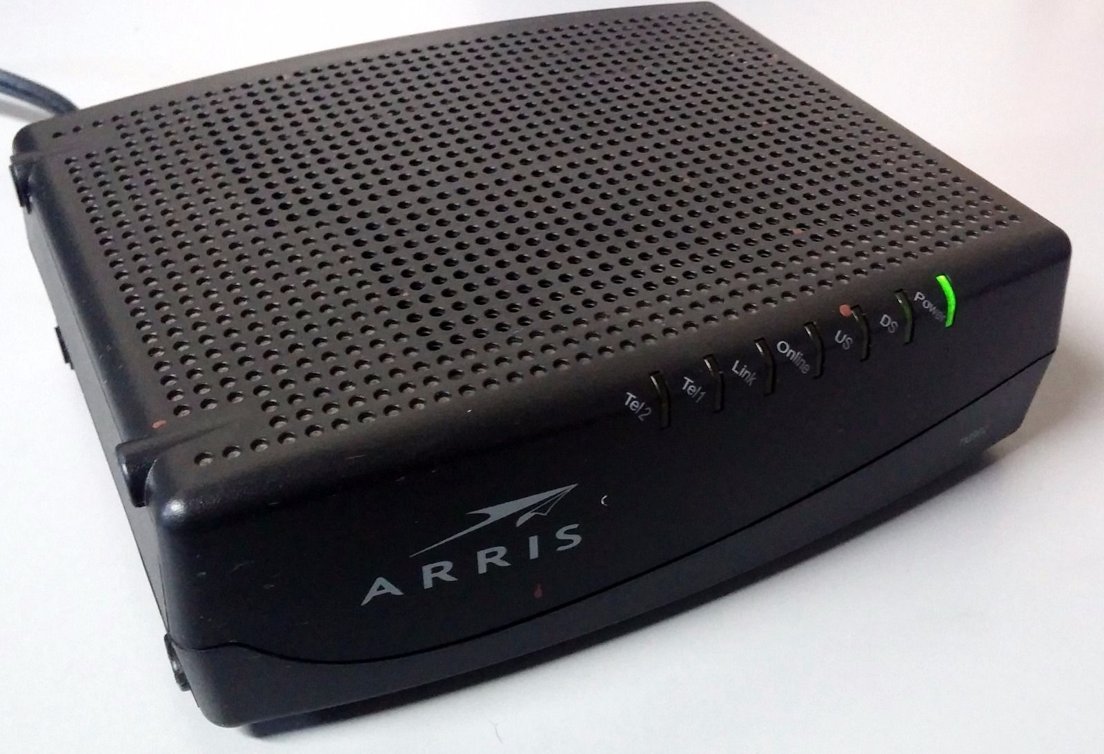 ARRIS TM902A/CH PC MAC cable modem ethernet touchstone telephony