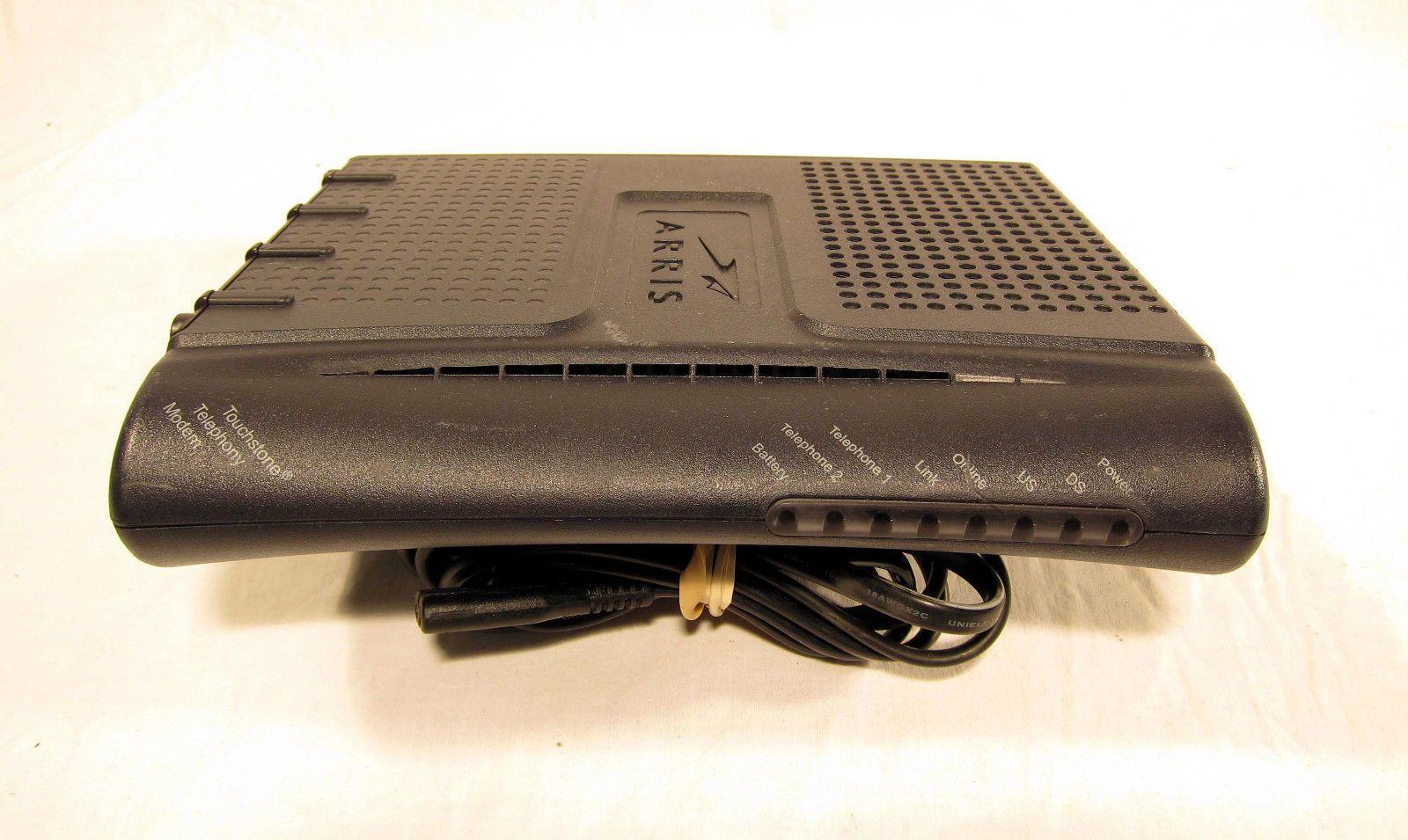 ARRIS TM602G/CT-8 TRK