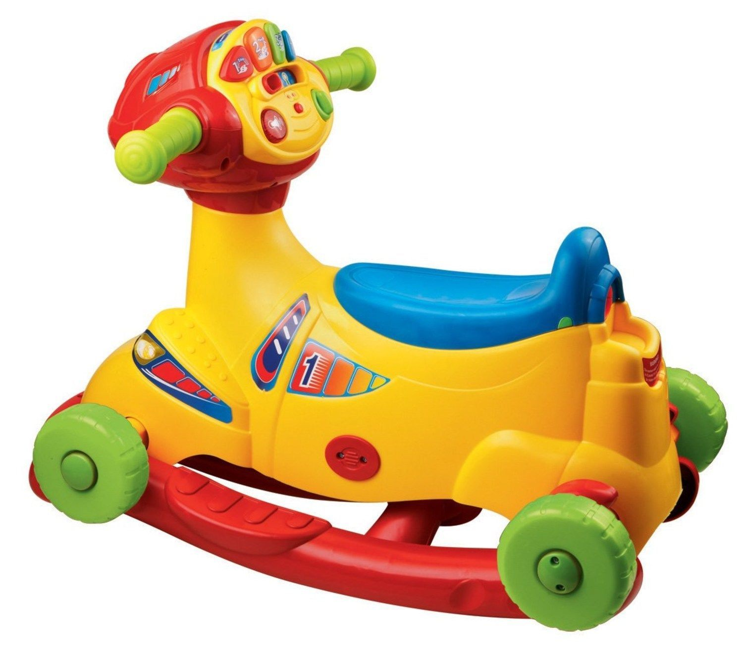 Riding Toys Age 5 : Vtech sit to race smart wheels ride on for sale item