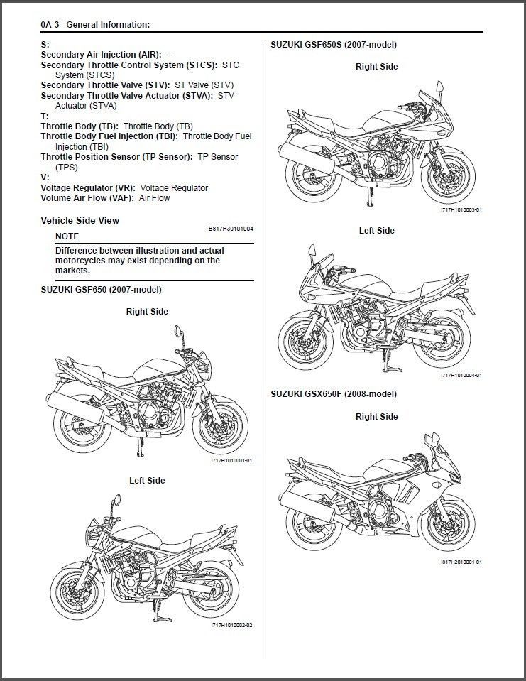 Suzuki gsx650f manual array suzuki gsf650 gsf650s bandit gsx650f service repair manual cd gsf rh unisquare com fandeluxe Choice Image