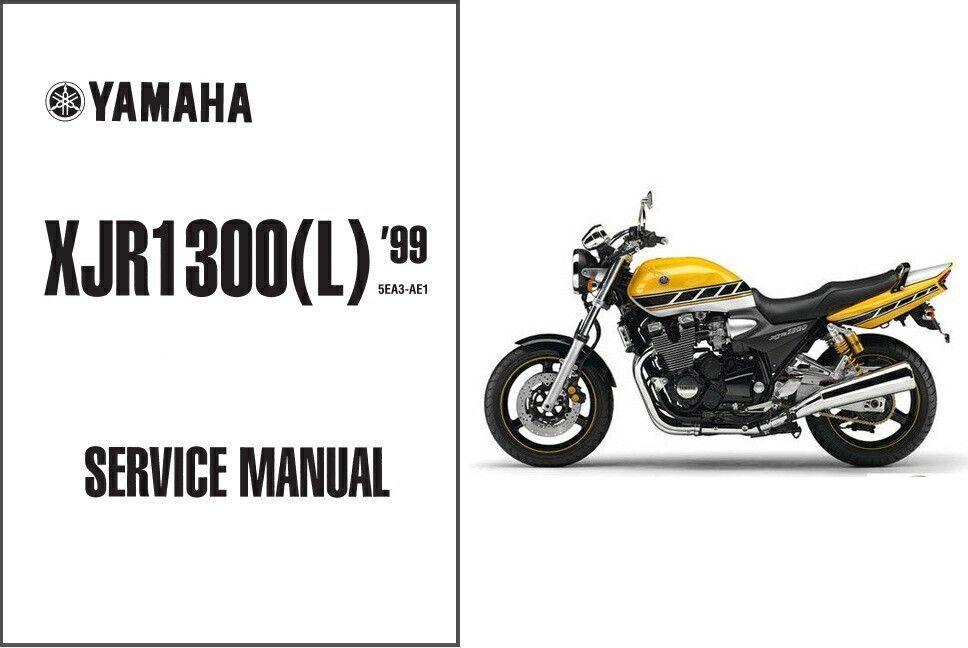 1999 13 yamaha xjr1300 service repair workshop manual cd xjr 1300 rh unisquare com 2002 yamaha xjr 1300 service manual yamaha xjr 1300 workshop manual download