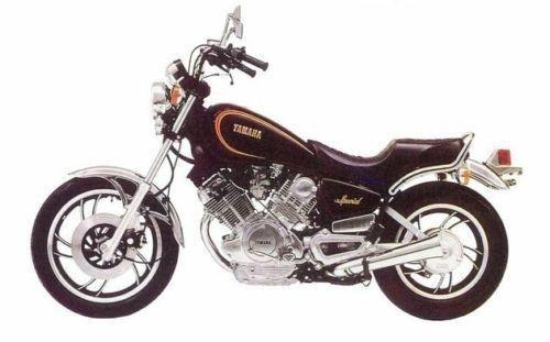 81 94 yamaha virago xv750 xv700 service repair parts manual cd rh unisquare com 85 Virago Parts 85 Yamaha Virago 700 Parts