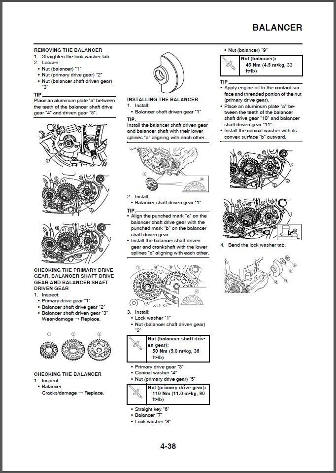 03 14 Yamaha Yz450f Service Repair Workshop Owner S Manual Cd For Sale
