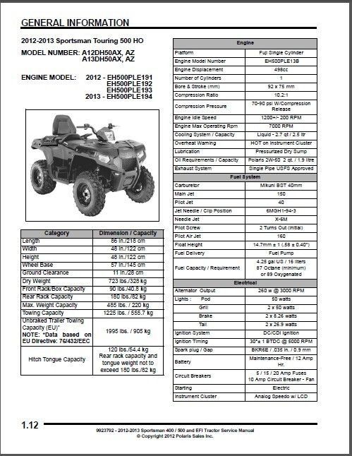 2012 polaris sportsman 500 repair manual browse manual guides u2022 rh npiplus co 1996 polaris sportsman 500 repair manual free 1999 polaris sportsman 500 repair manual pdf