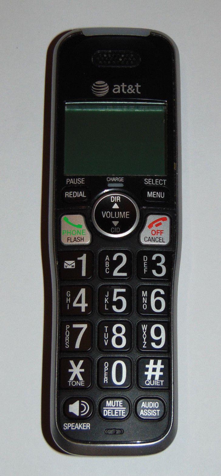 At T Crl82312 Handset Cordless Satellite Phone Att