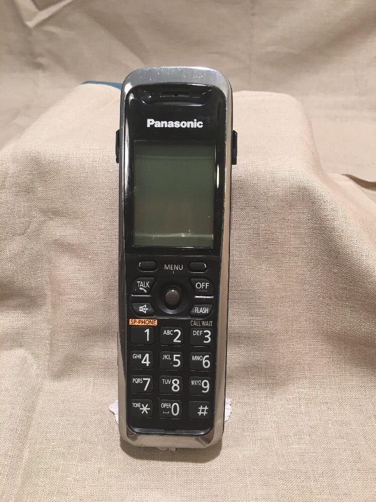 kx tga740 b panasonic handset cordless phone base stand pnlc1007za rh unisquare com panasonic pnlc1007za user guide