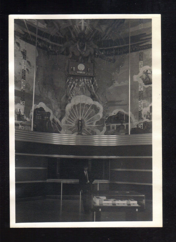 1939 Images Black White Photo Inside NBC Studios Hollywood California