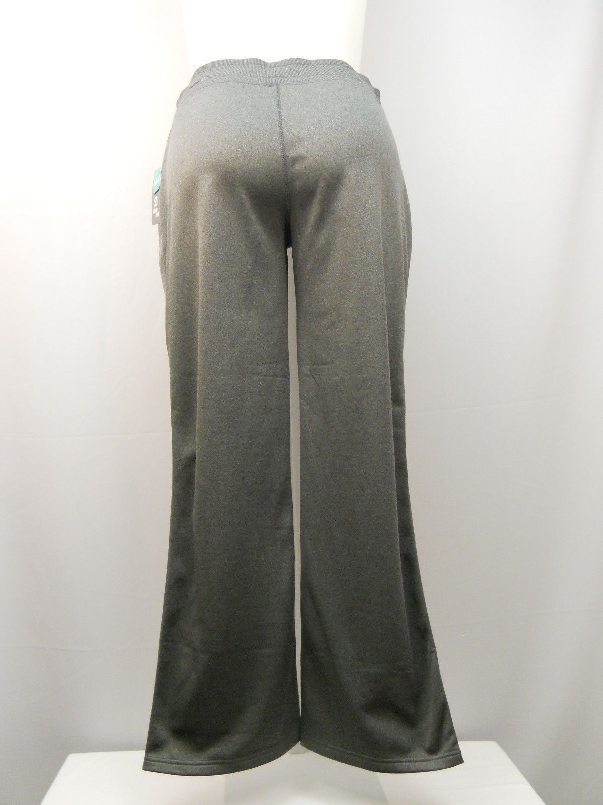 Size L Womens Athletic Yoga Pants Energy Zone Gray Relaxed