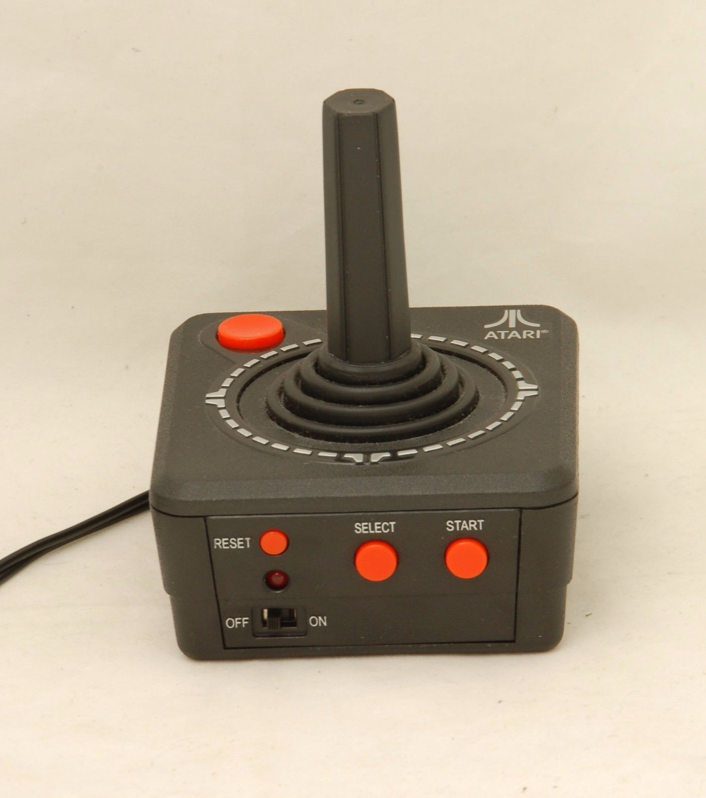 Atari tv plug play joystick home video system 10 in 1 game console controller for sale item - Atari game console for sale ...