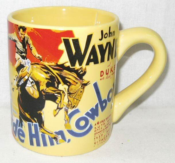 John Wayne Coffee Mug 14 Oz For Sale Item 1639118