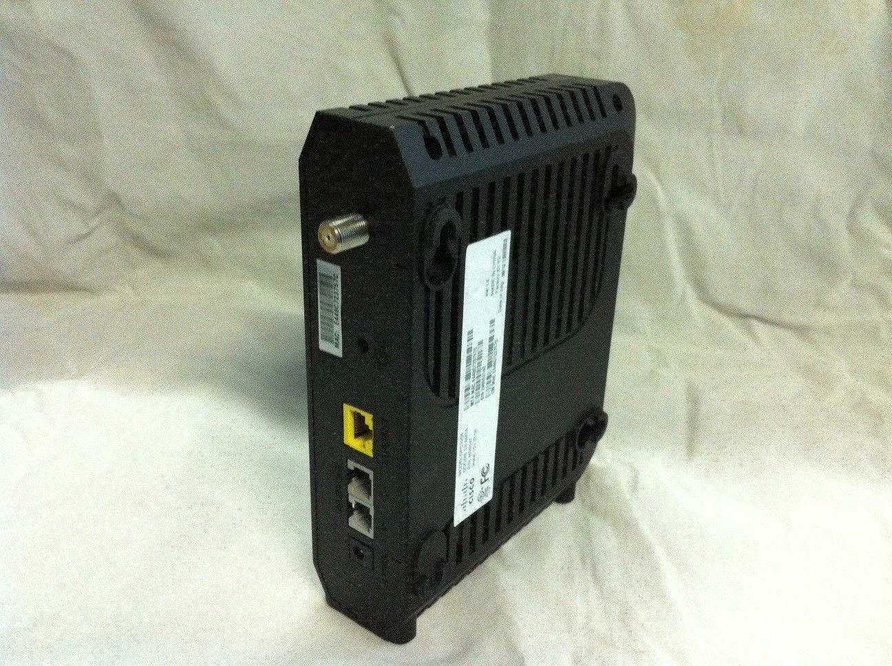 Cisco Dpc3208 Cable Modem Digital Voice Adapter Docsis 3 0