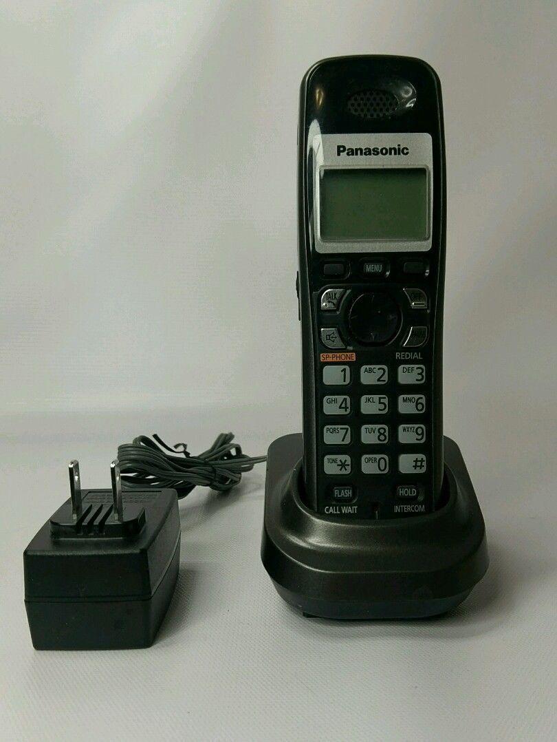 panasonic kx tga931t handset w rbp cordless phone tg9331t tg9341t rh unisquare com