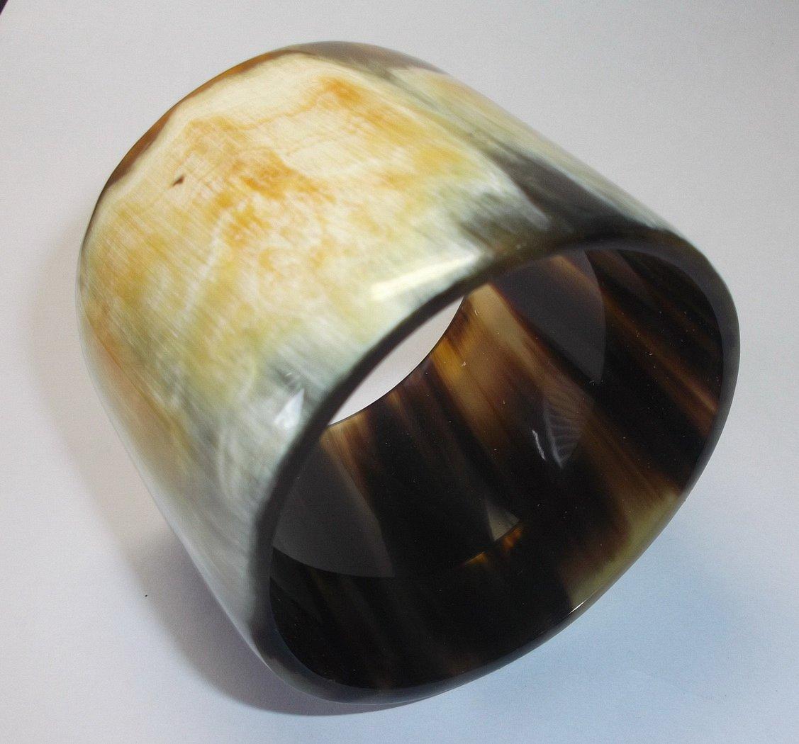 Buffalo Horn Bracelet Bangle Buffeln Armband Kai 3733