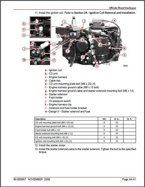 2008-present Mercury 15 / 20 FourStroke Outboard Motors ... on