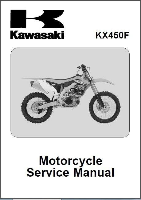 2012 2013 2014 kawasaki kx450f service repair manual cd kx 450 f rh unisquare com 2008 KXF 450 2013 KXF 450 Test