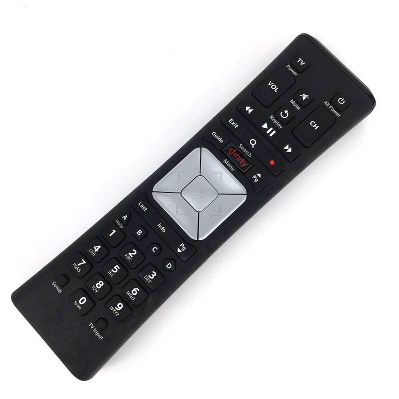 Xfinity Remote Control XR5 v4 U DVR PX013ANM XG1 P X1 HD URC4300BC0 X R  comcast