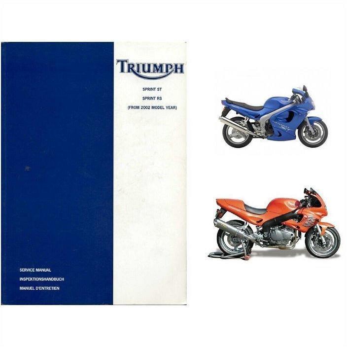 Triumph Sprint ST 955cc SSSA 2000 0955 CC - Fork Oil Seals