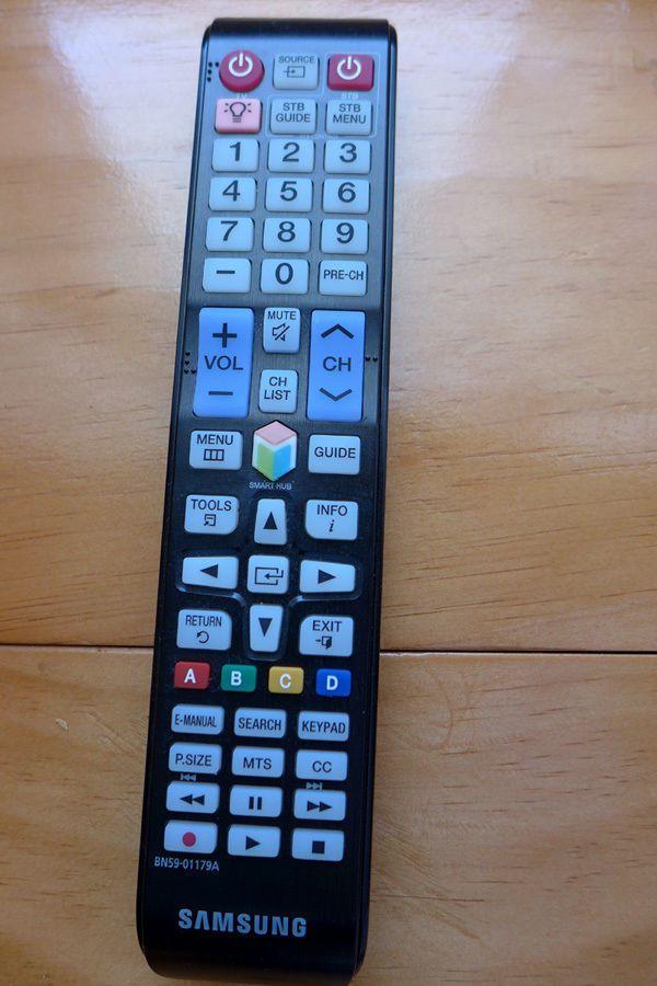 SAMSUNG BN59 01179A SMART Remote Control ler UHD TV series 6 UN55HU 6840 F  XZA