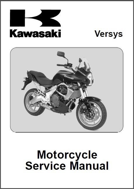 2007 2008 2009 kawasaki versys service repair manual cd kle650 rh unisquare com Kawasaki Versys 1000 Kawasaki Versys 1000