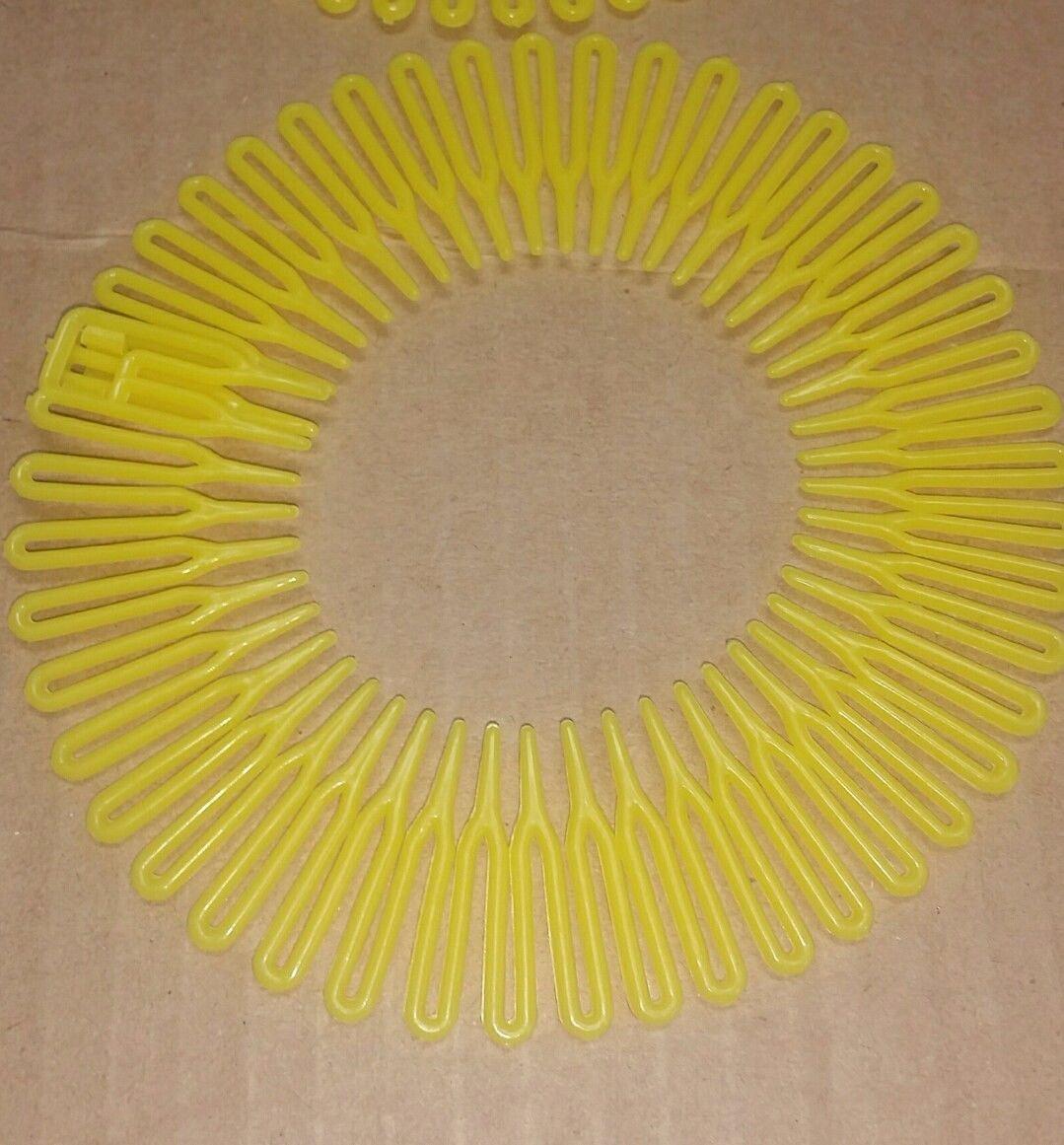3 PIECE SET headband Set 3 Flex spider hair comb teeth accordion stretch