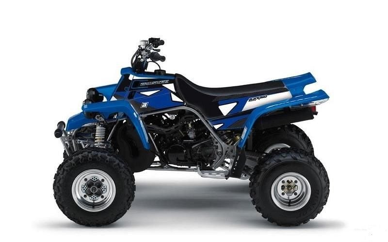 yamaha yfz350 1997 repair service manual