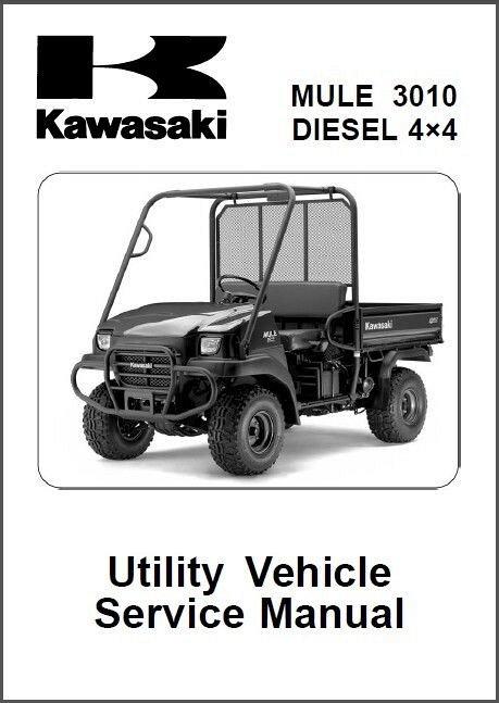 2008 2014 kawasaki mule 3010 diesel 4x4 kaf950 utv service rh unisquare com 2001 Kawasaki Mule 3010 kawasaki mule 3010 diesel owners manual