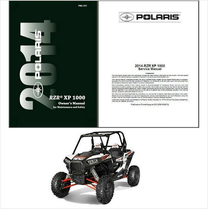 2014 polaris ranger rzr xp 1000 service owner s maintanance rh unisquare com 2014 polaris rzr 900 service manual 2014 polaris rzr 570 service manual pdf