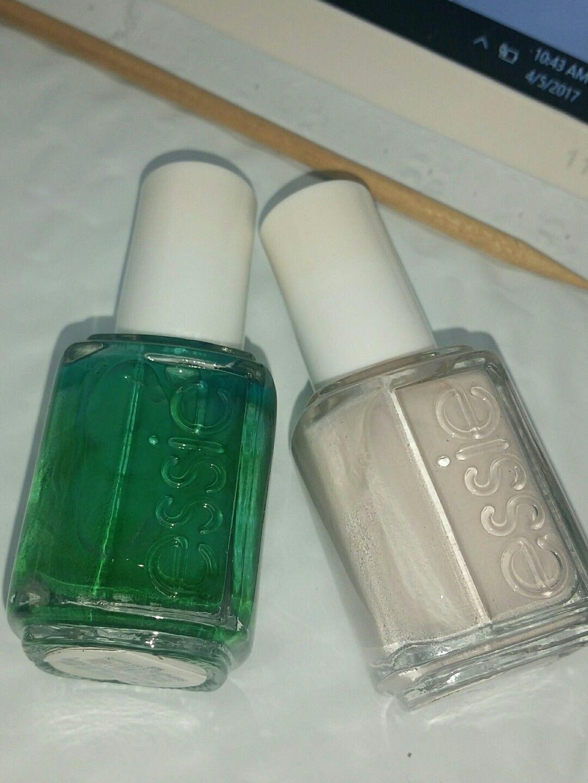 Essie Naturally Clean - Purifying Nail Polish Remover + 4 Essie Nail ...