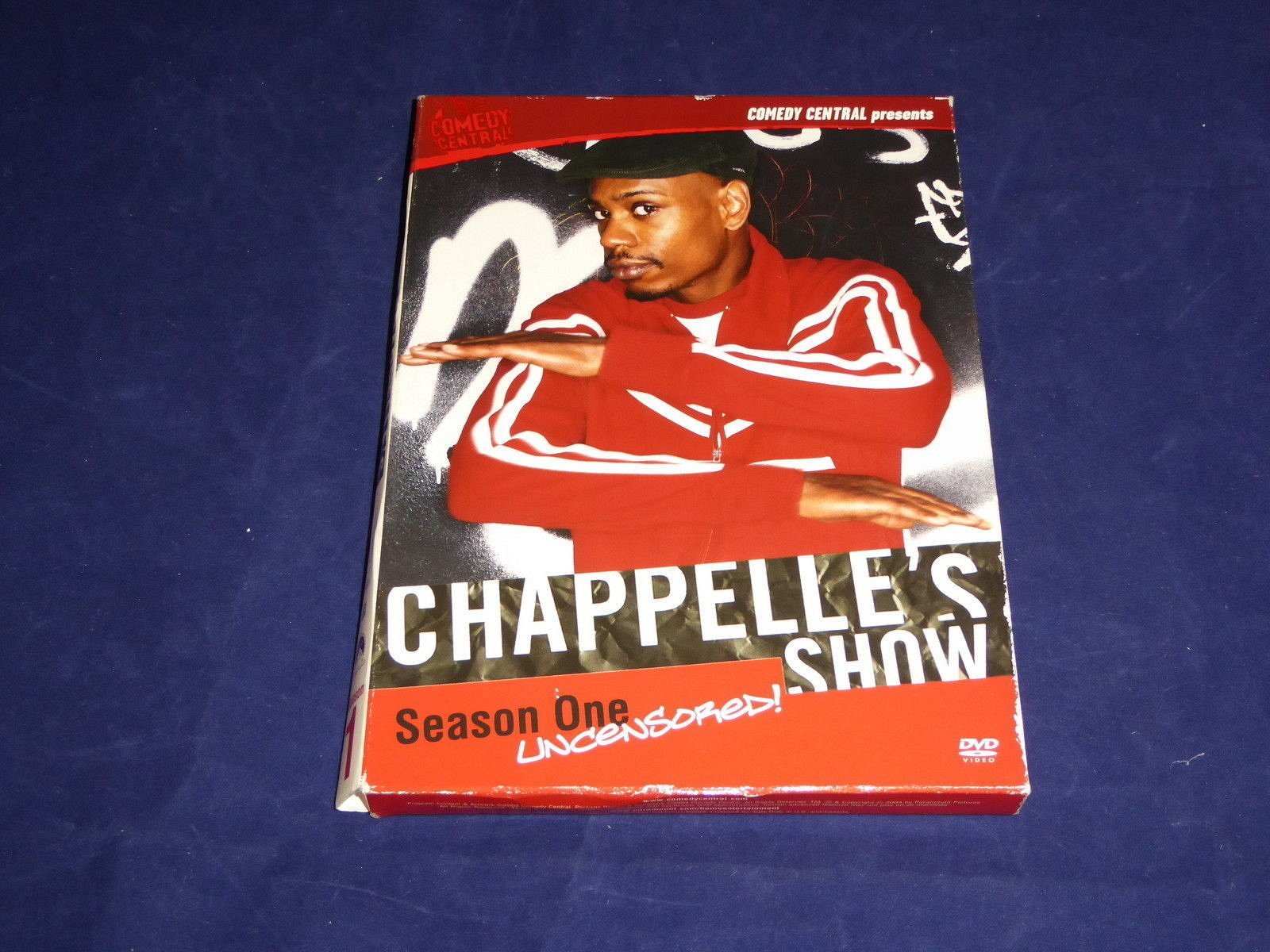 Dave Chappelles Show Uncensored first Season 1 one DVD