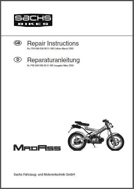 sachs madass service owners manual cd tomberlin xkeleton rh unisquare com Tomberlin 48 Volt Wiring Diagram Tomberlin 48 Volt Wiring Diagram