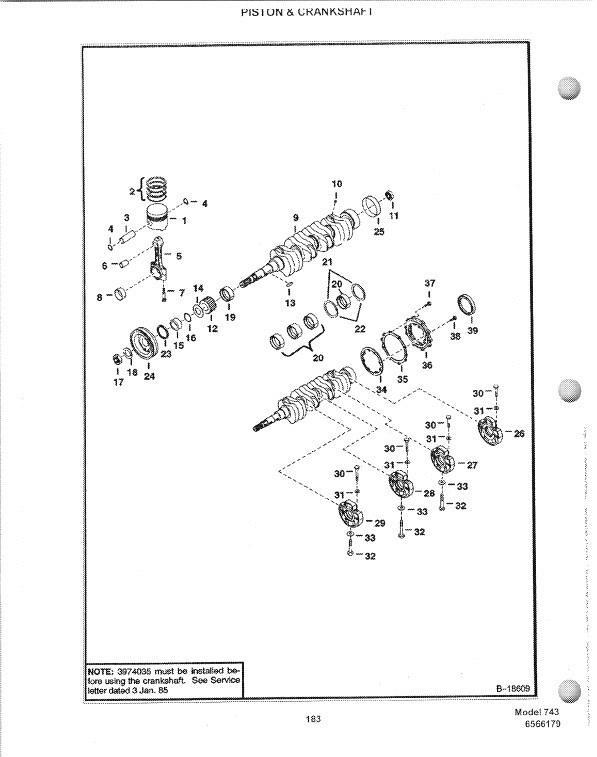 Bobcat 743 Parts Diagram - All Diagram Schematics