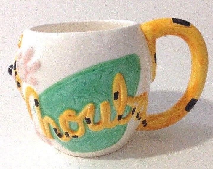 Disney Ceramic Marsupilami 5 3 Mugs e9D2WHYEI