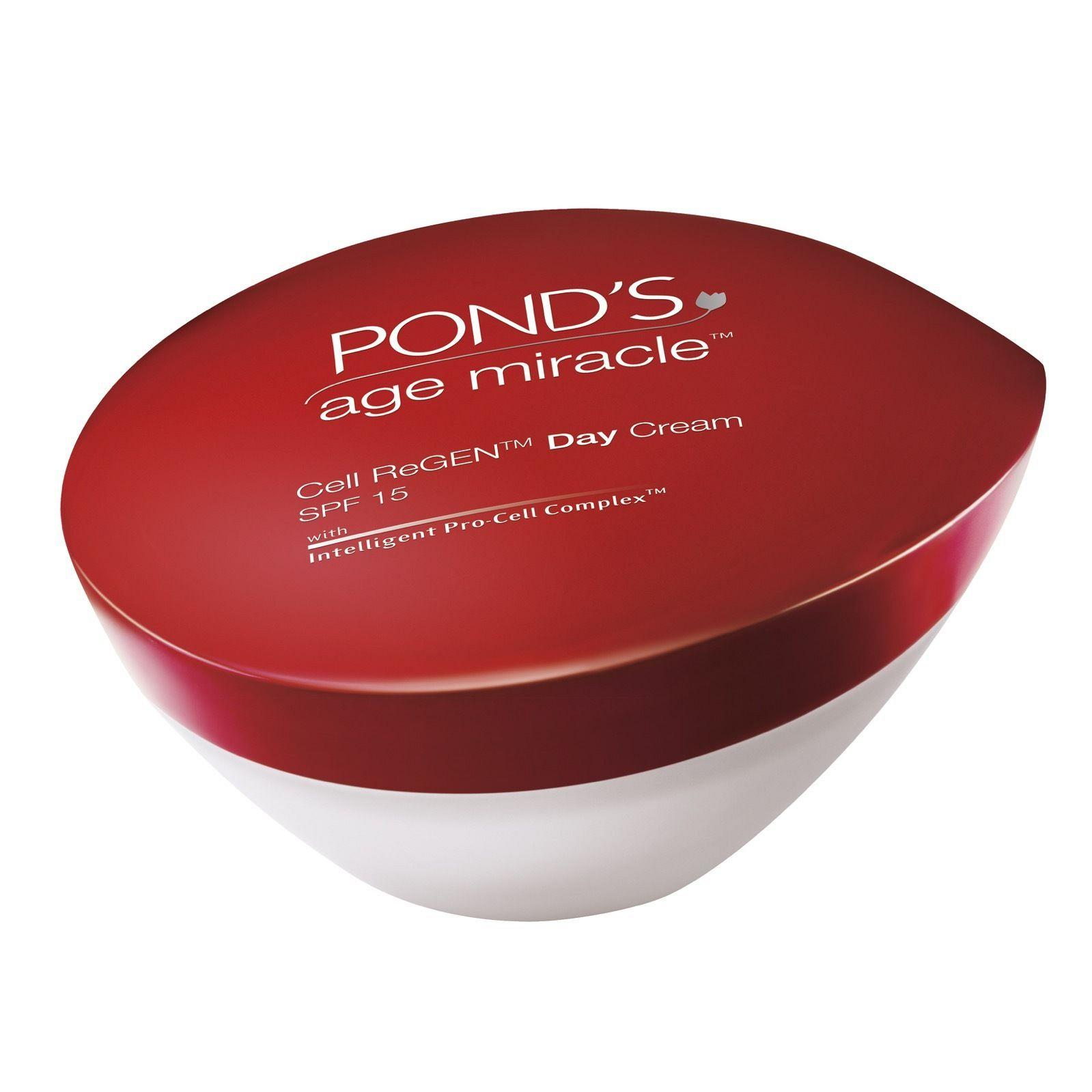 Ponds Age Miracle Cell Regen Anti Aging Day Cream 25 Grams Pack Of 3 For Sale Item 1848823
