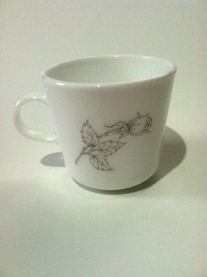 Corning Corelle Solitary Pattern Cup Replacement Piece Discontinued Vintage